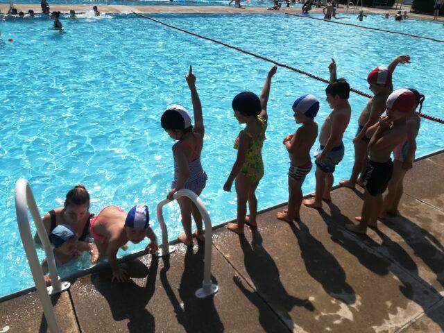 Corsi di Nuoto Estivi 2021